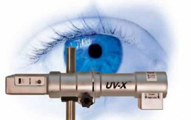 CROSSLINKING corneal