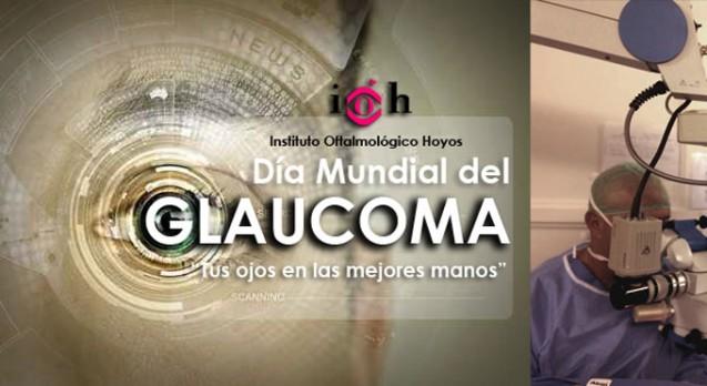 Día Internacional del Glaucoma 12 de marzo
