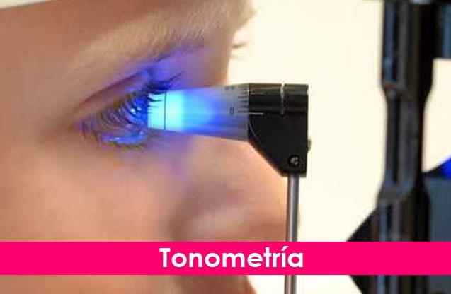 Tonometría