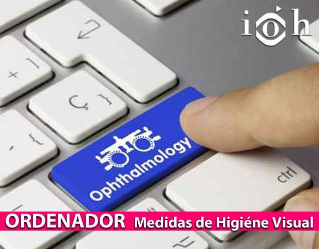ORDENADOR – Medidas Higiene Visual